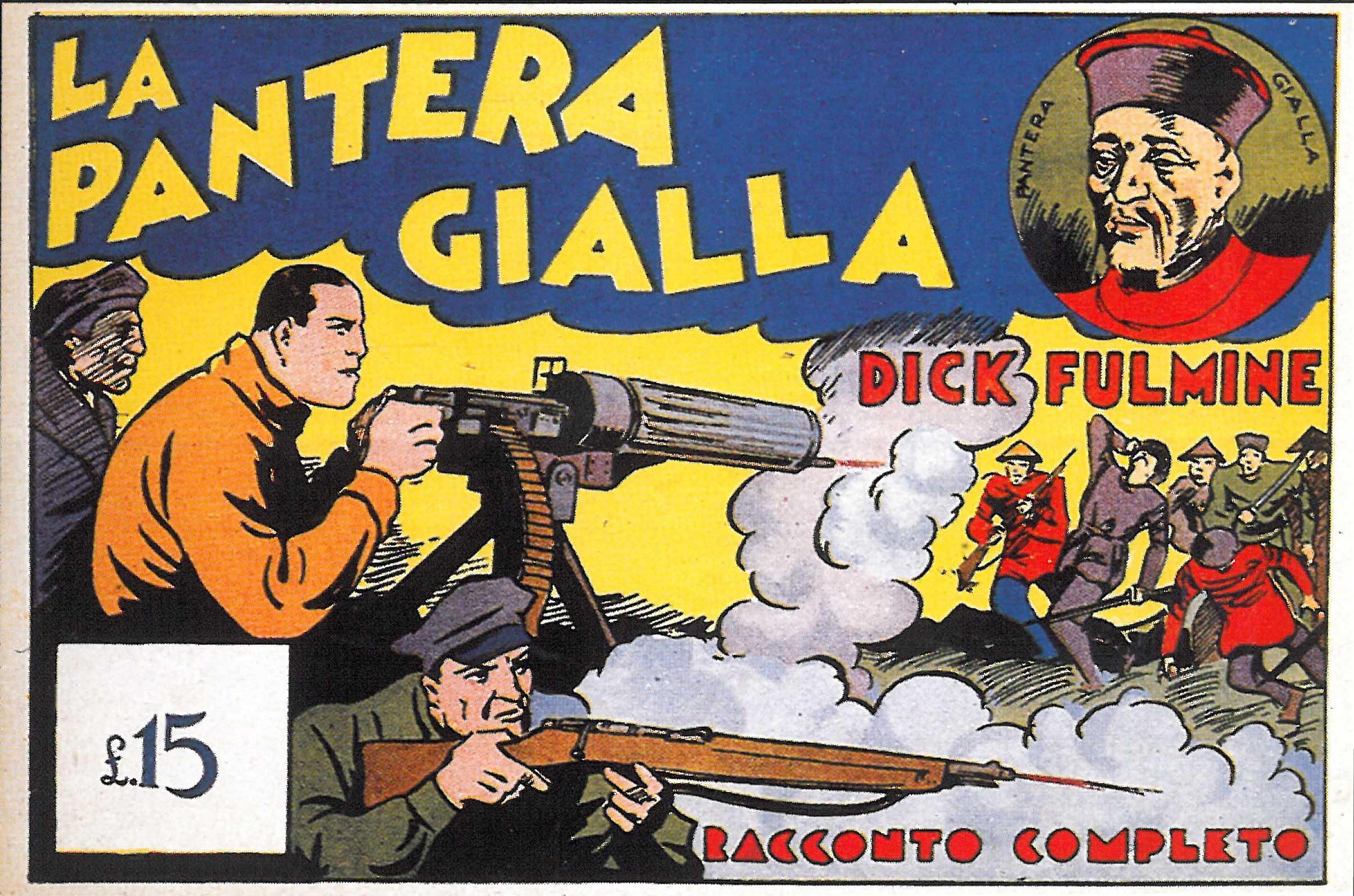 Federico Motta Editore la striscia