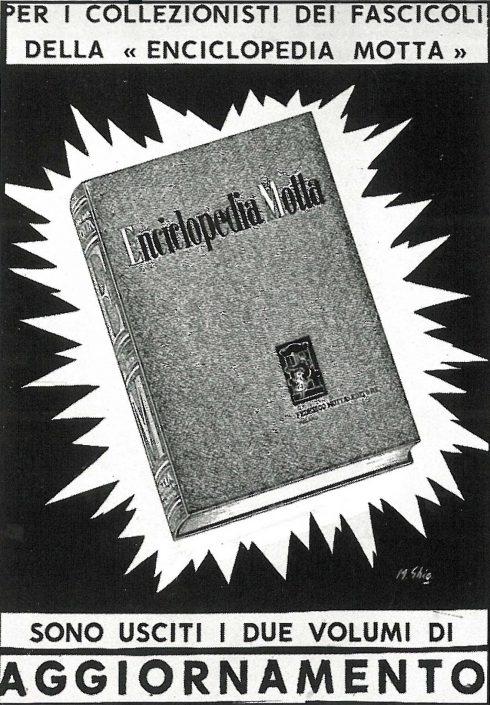 Enciclopedia Motta e i collezionisti dei fascicoli