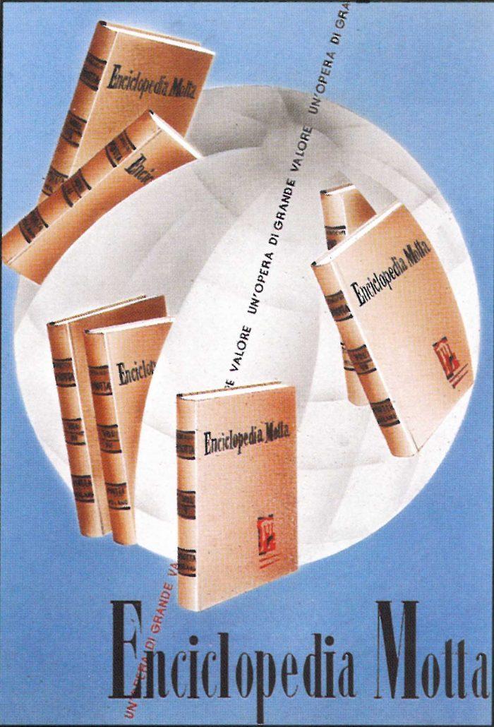 Pubblicità della Federico Motta Editore