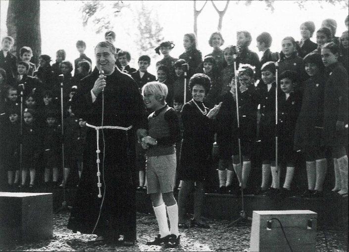 Antonionano negli anni della collaborazione con Federico Motta