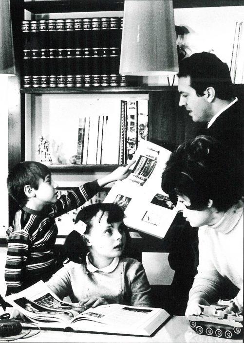 L'Enciclopedia Motta famiglia e scuola