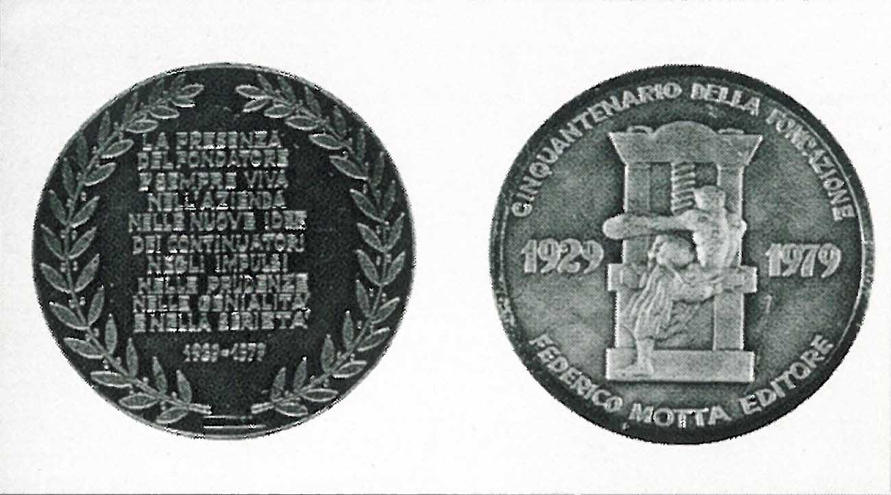 50° anniversario Motta Editore