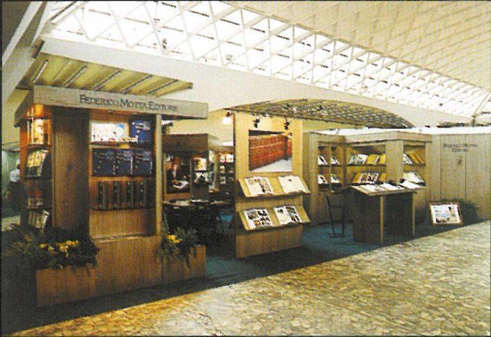 La casa editrice alla Prima edizione del Salone del Libro di Torino