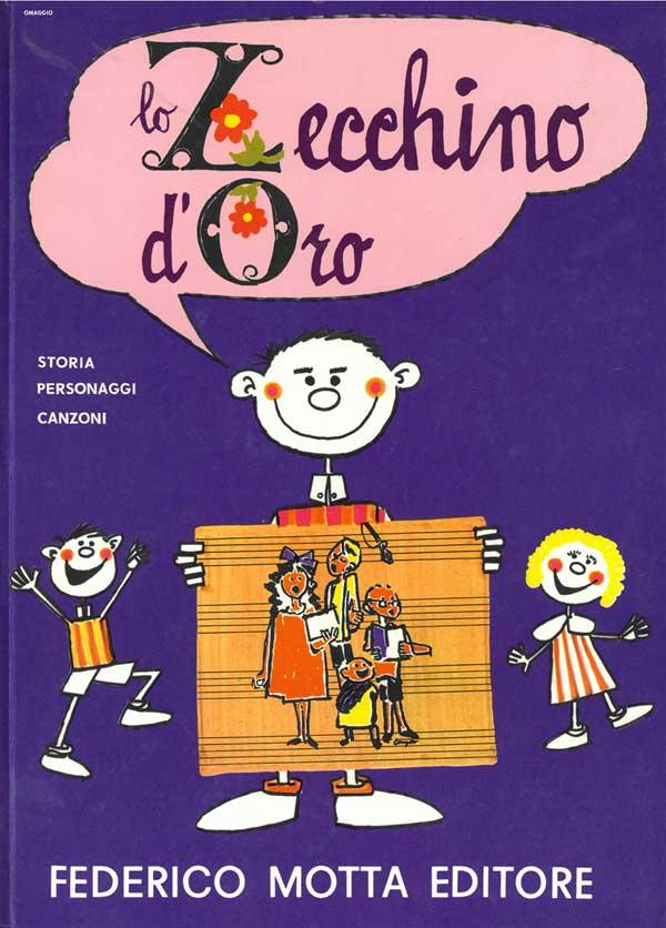 """Il libro dedicato allo Zecchino, pubblicato in occasione del """"refrendum"""""""