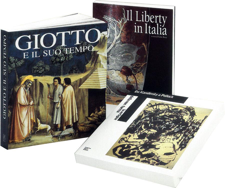 Federico Motta Editore le opinioni di autori importanti sui nomi più importanti della storia dell'arte.