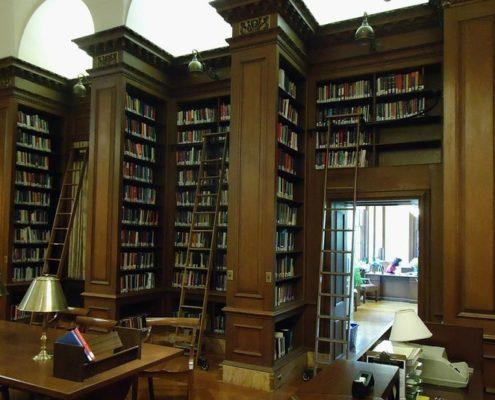Umberto Eco: una biblioteca