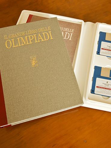Il Grande libro delle Olimpiadi, di Federico Motta Editore