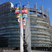 Il Parlamento Europeo a Strasburgo