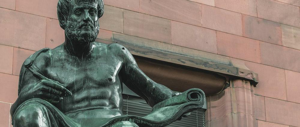 Monumento ad Aristotele